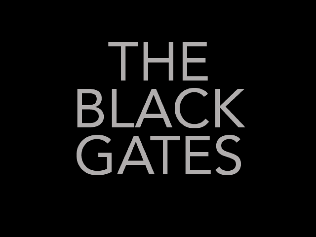 THE BLACKGATES COLLECTION