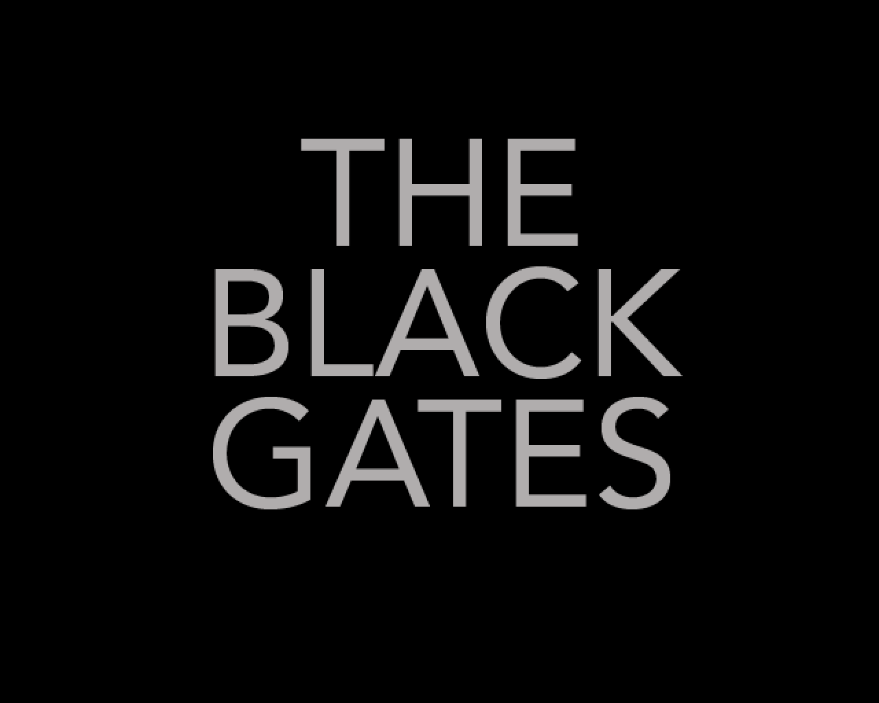 Poster Image for THE BLACKGATES COLLECTION