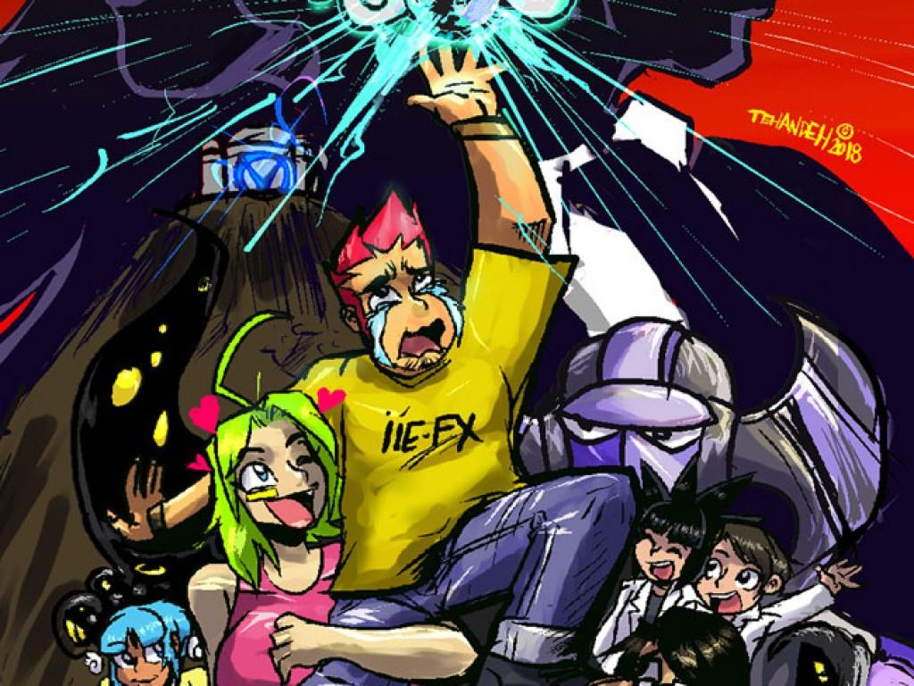 Shonen Punk!