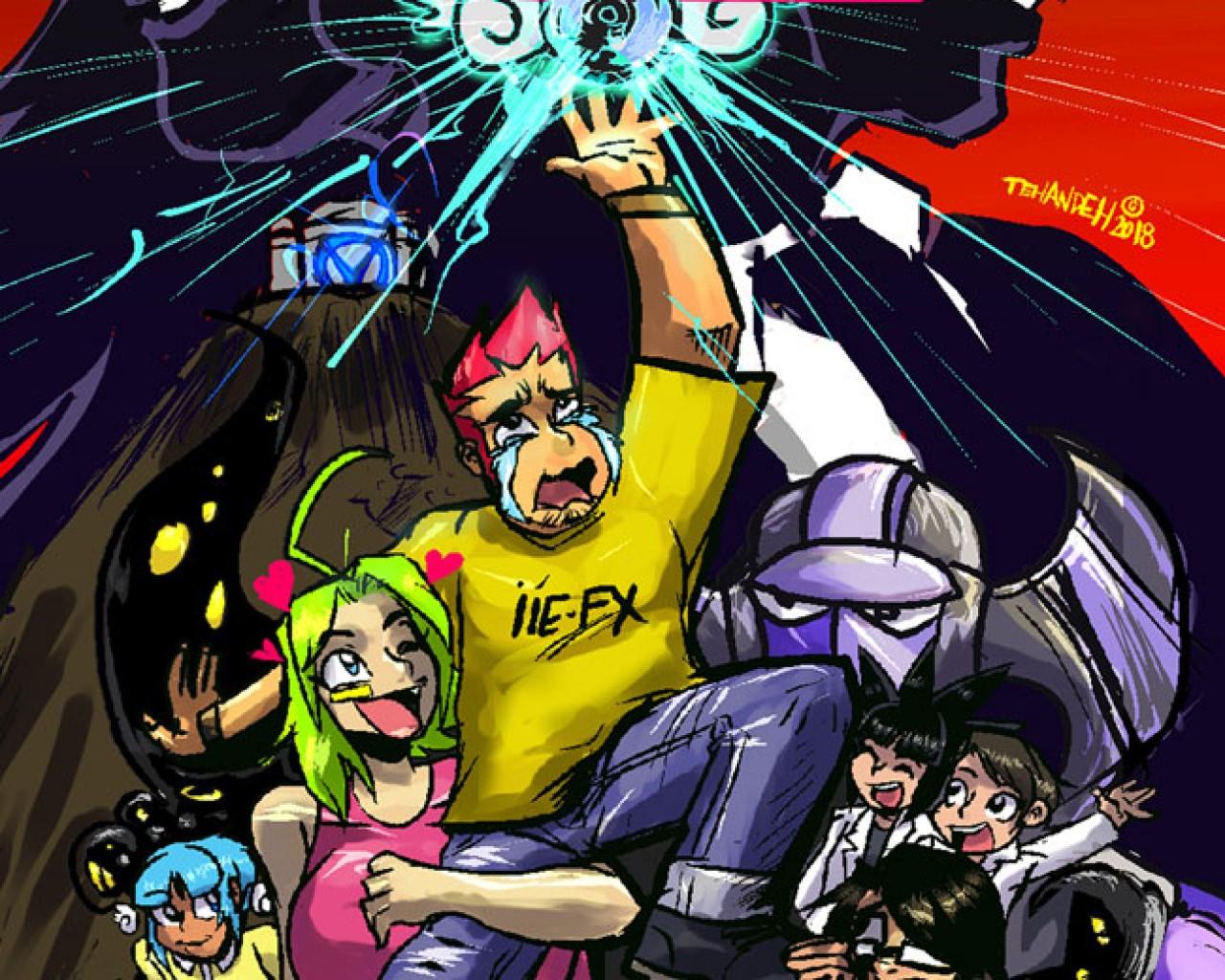 Poster Image for Shonen Punk!