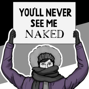 You'll Never See Me Naked