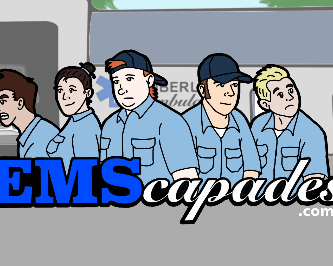 Poster Image for EMScapades