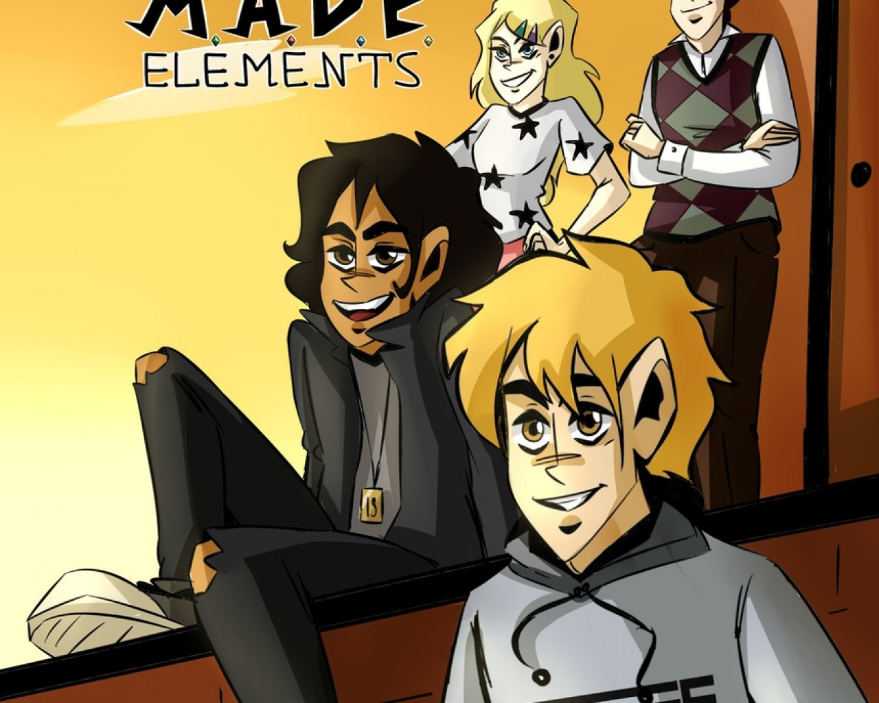 Poster Image for M. A. D. E. Elements