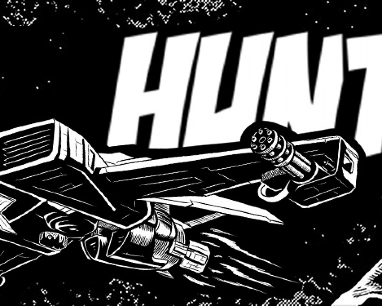 Poster Image for Hunter - a Star Citizen comic