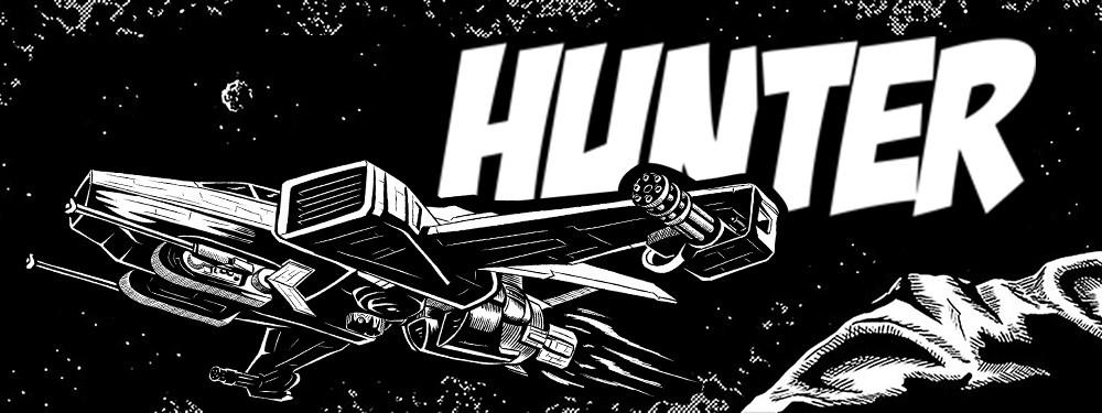 Hunter - a Star Citizen comic