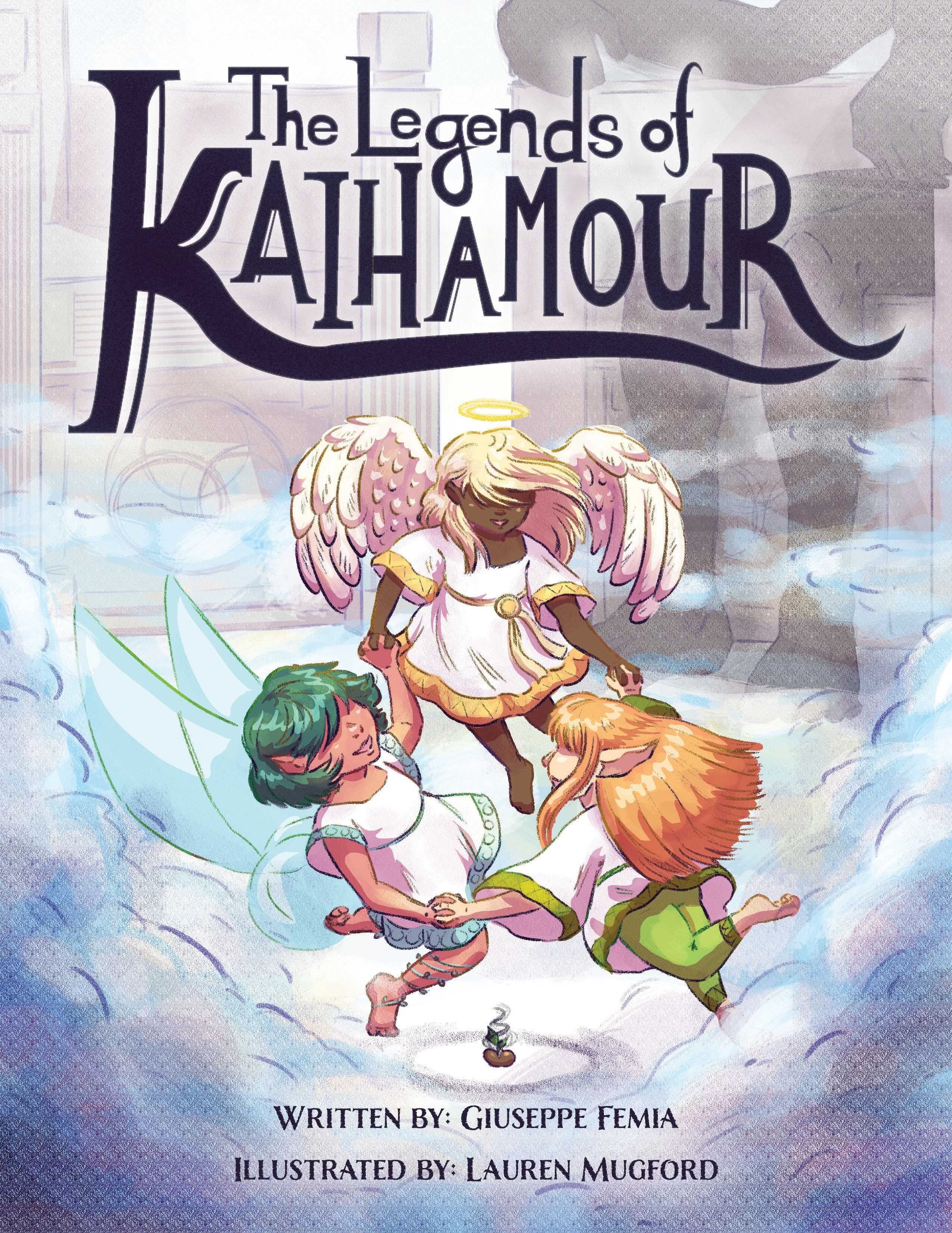 The Legend of Kaihamour