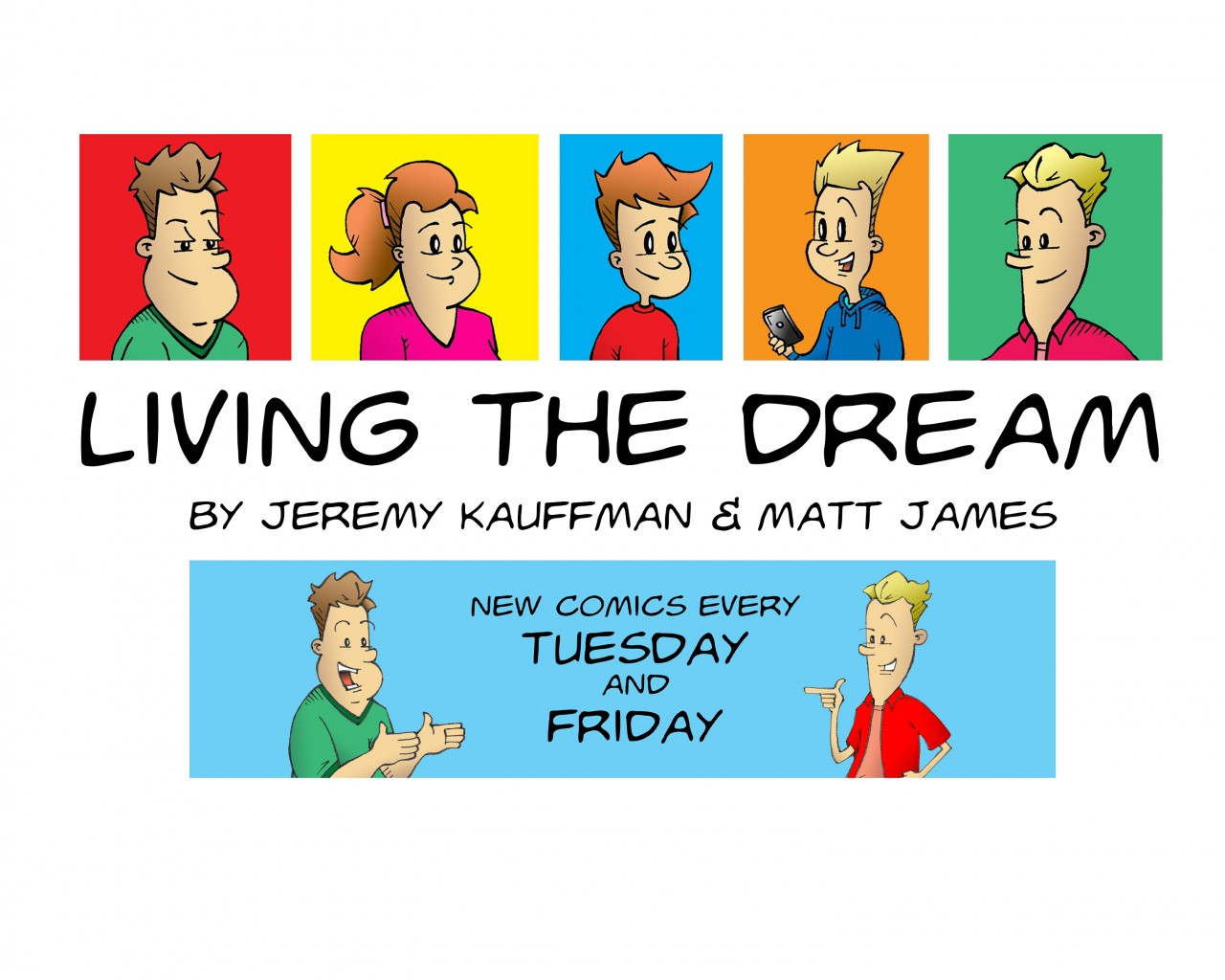 Poster Image for Living The Dream