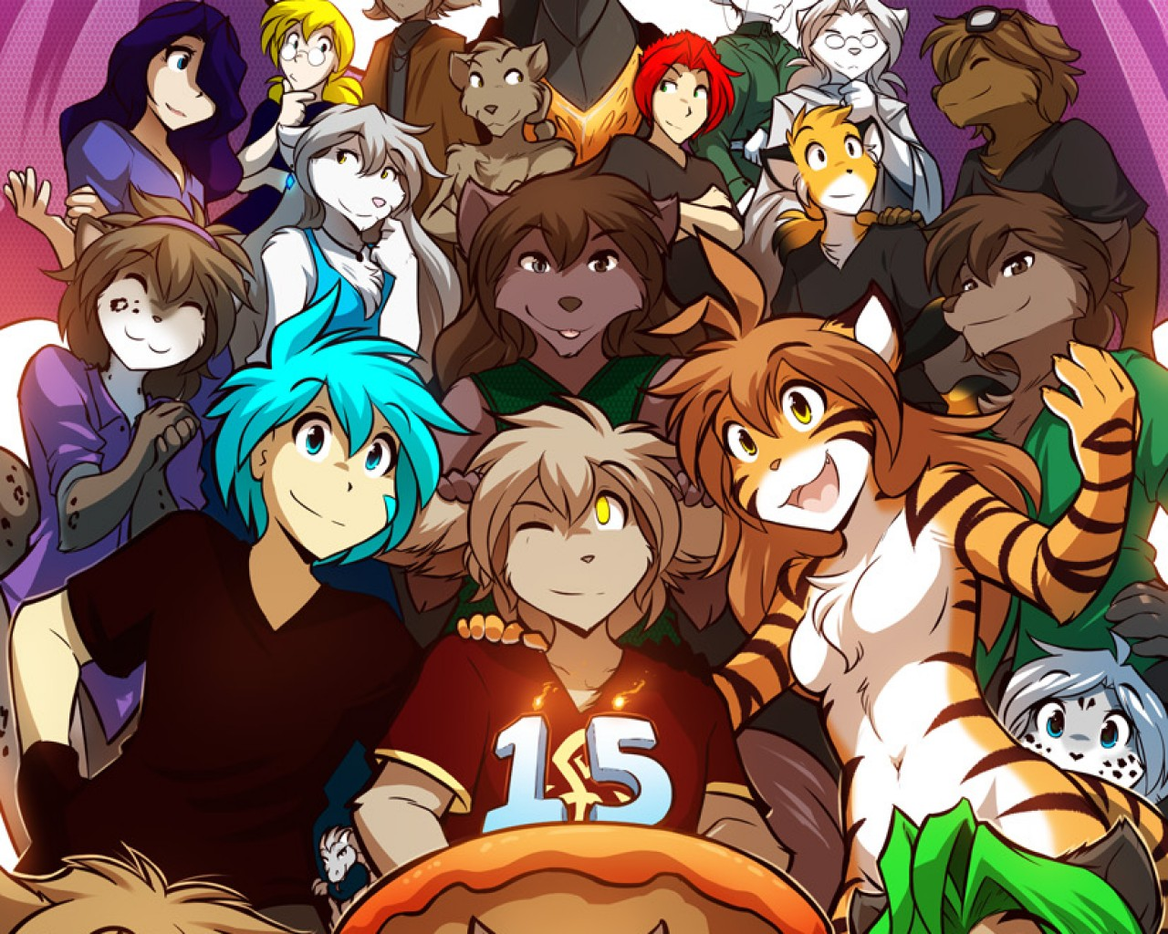 Poster Image for TwoKinds