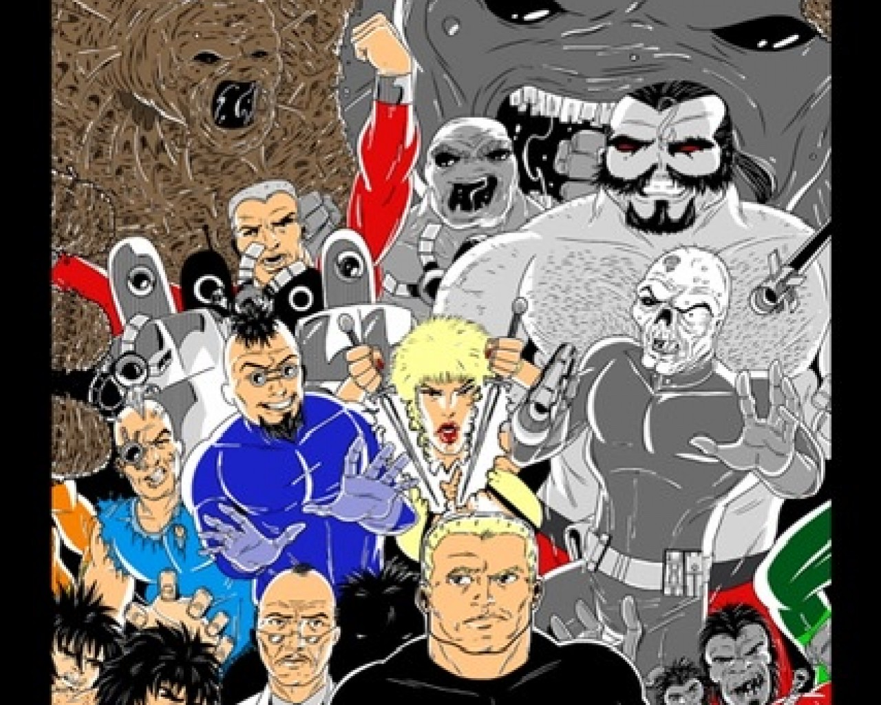 Poster Image for Hyperactive Comics