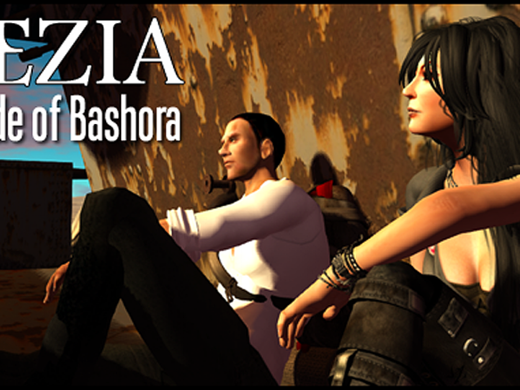 ALEZIA: The Shade of Bashora