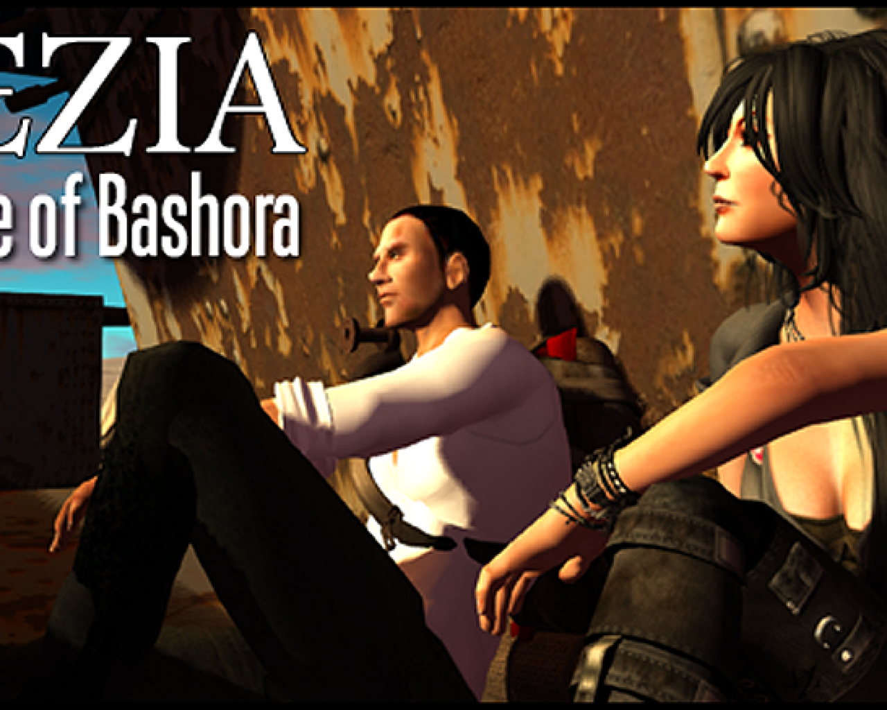 Poster Image for ALEZIA: The Shade of Bashora