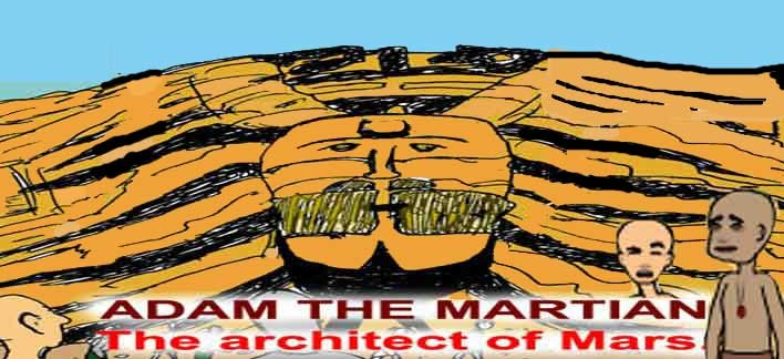 Adam the Martian