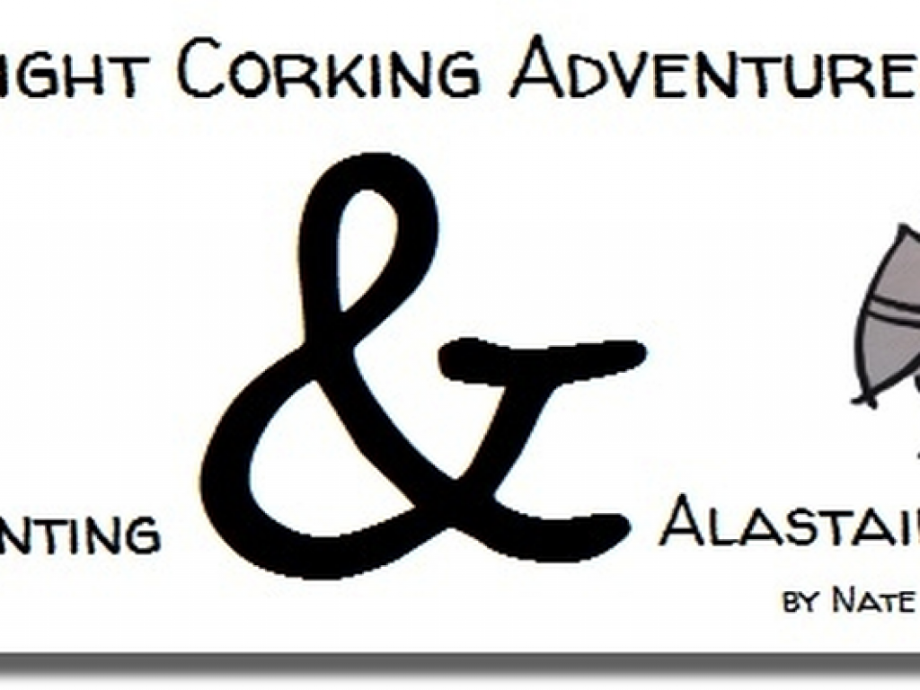 The Right Corking Adventures of Cecil Larkbunting and Alastair Wakerobin