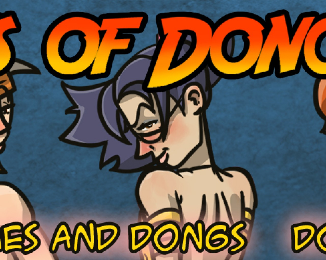 Poster Image for Babes of Dongaria