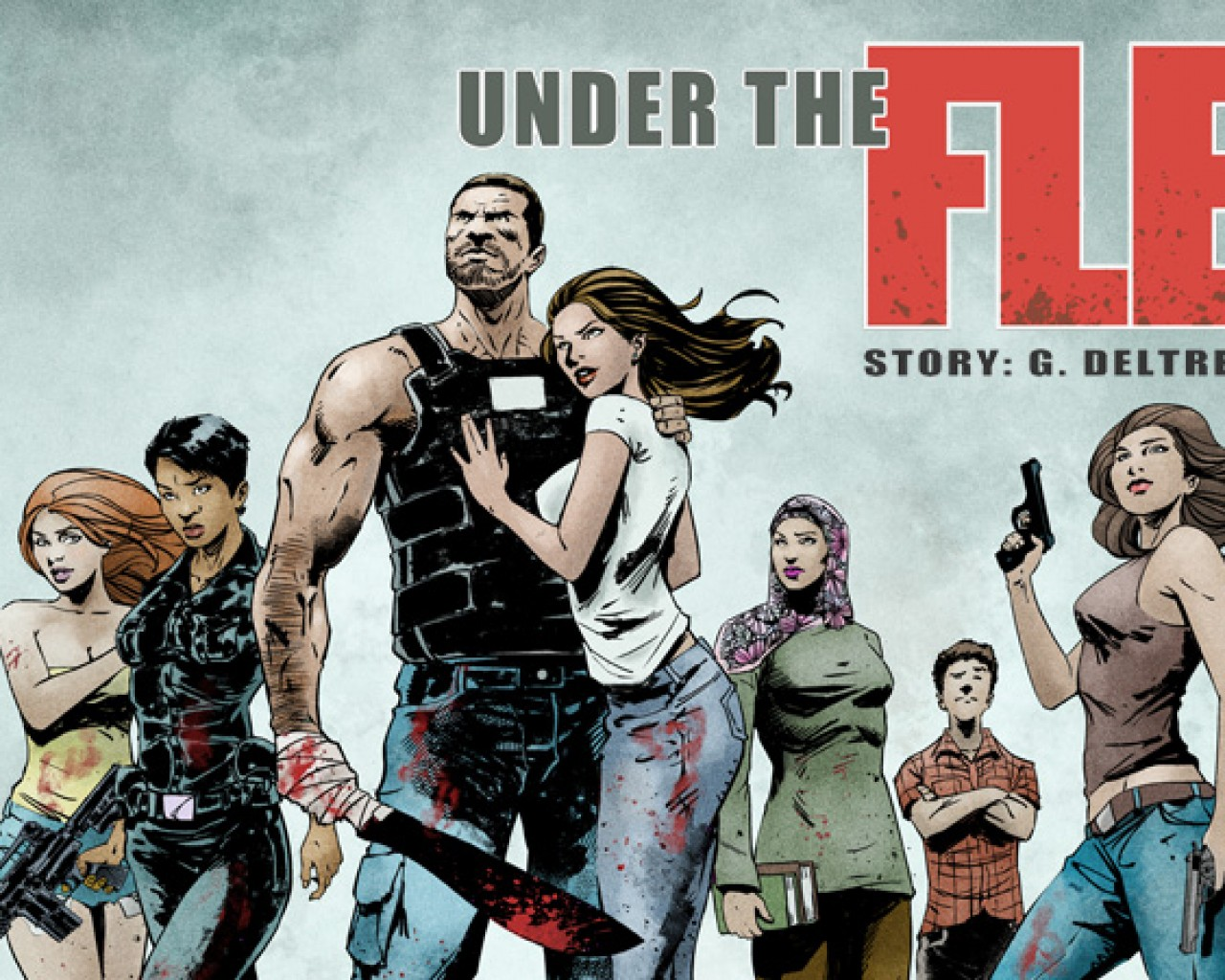 Poster Image for Under The Flesh