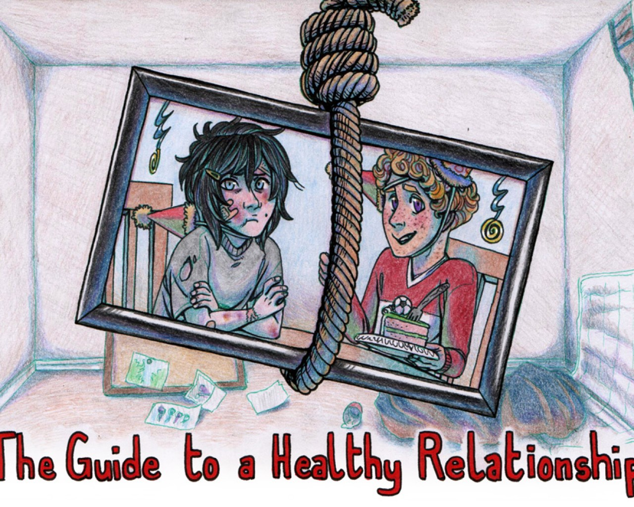 Poster Image for The Guide to a Healthy Relationship