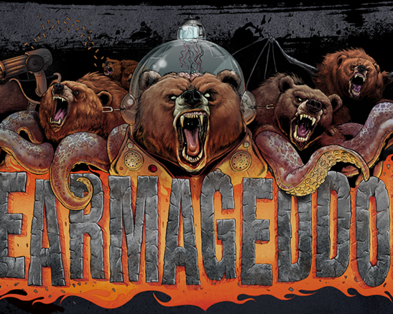 Poster Image for Bearmageddon