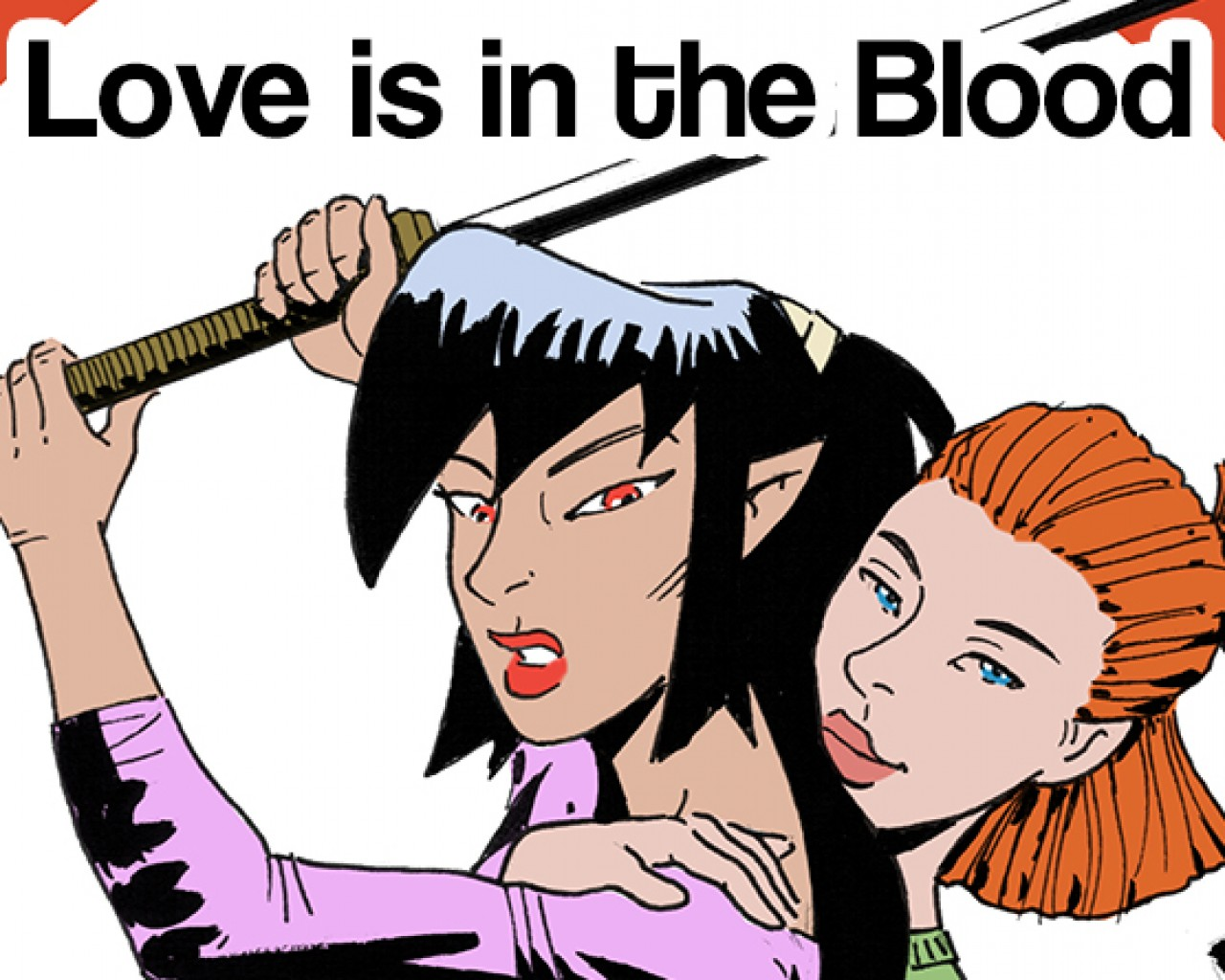 Poster Image for Love is in the Blood