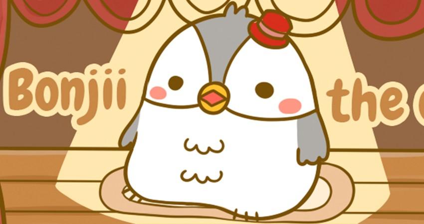Bonjii the Owl