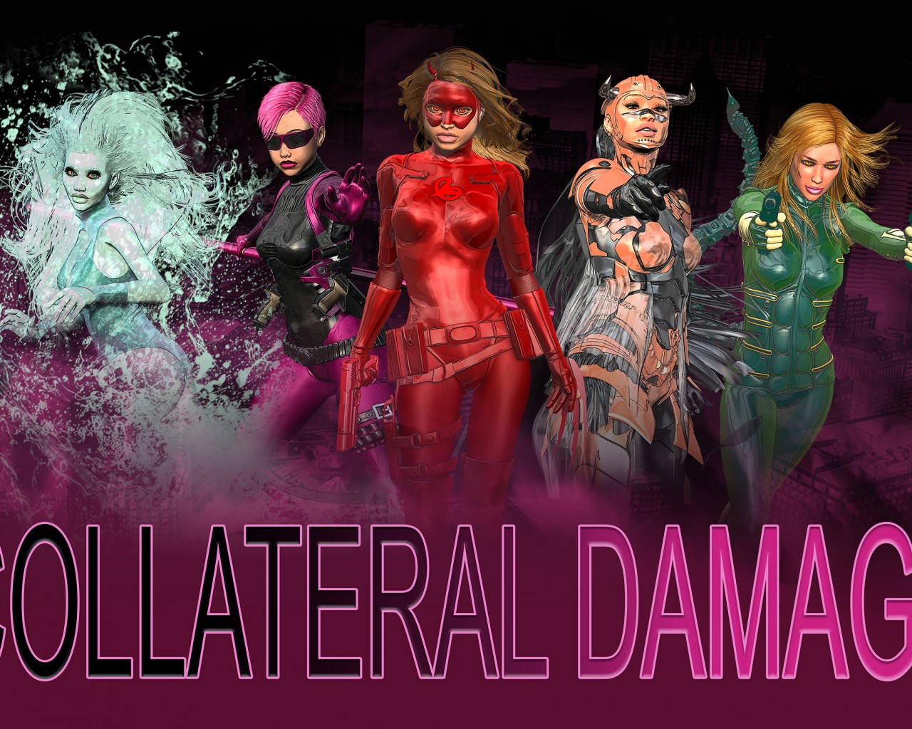 Poster Image for Collateral Damage