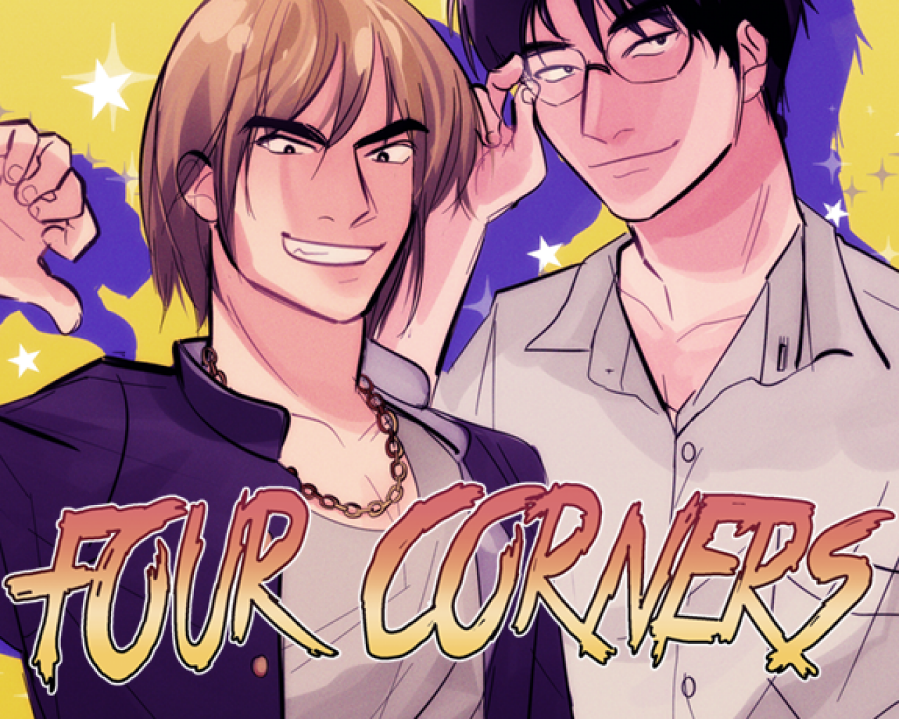 Poster Image for Four Corners