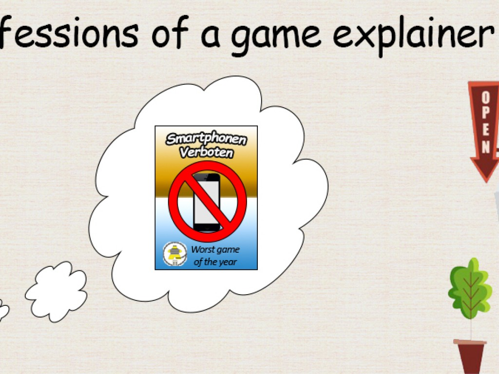 confessions of a game explainer