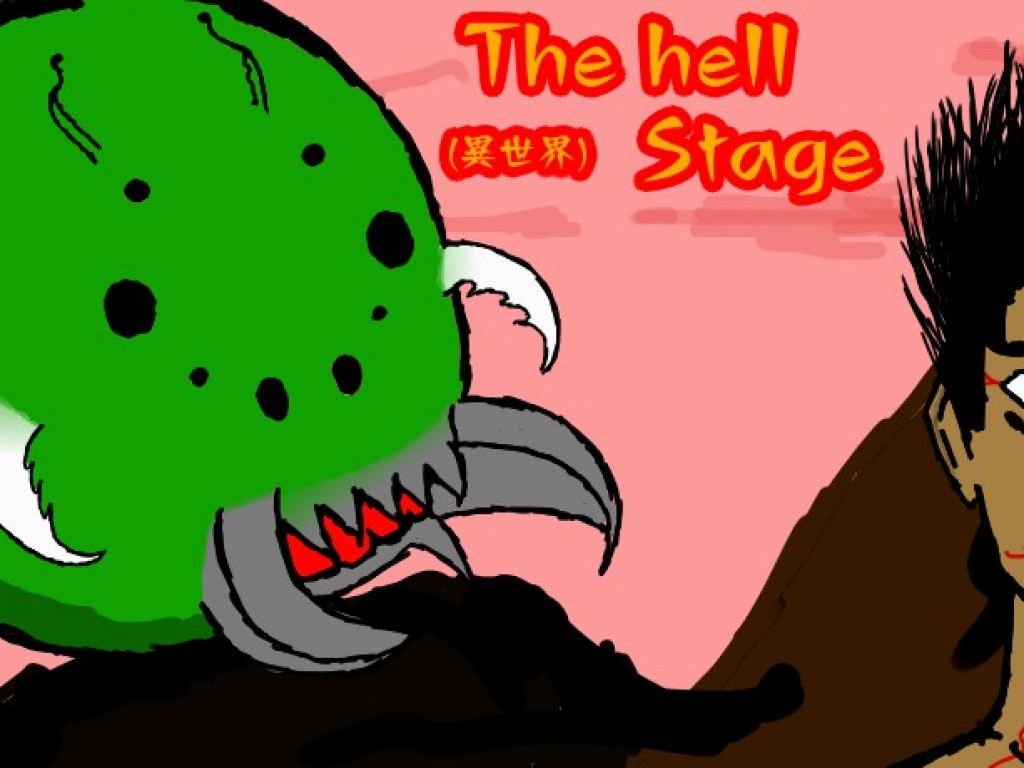 the hell stage isekai