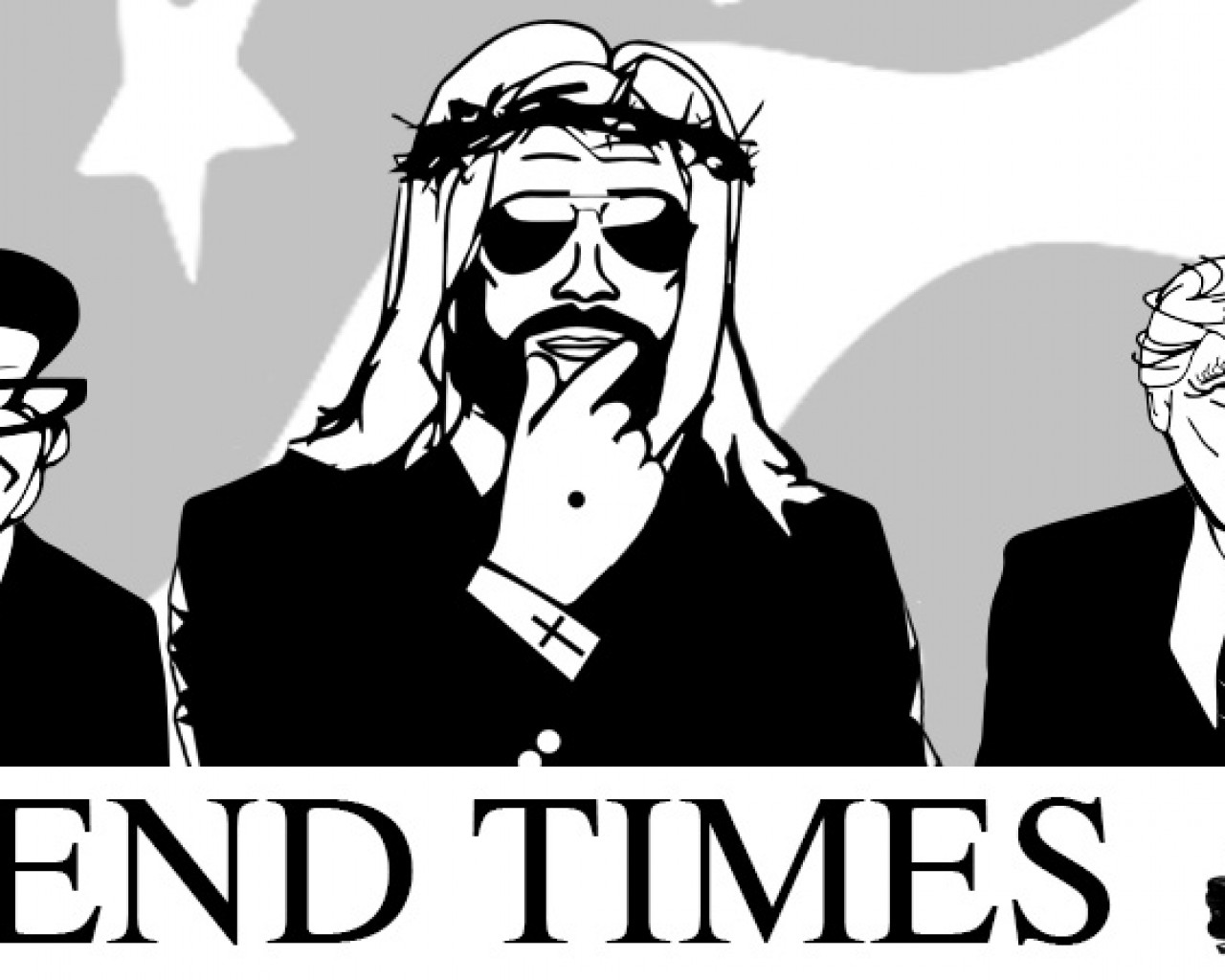Poster Image for The End Times