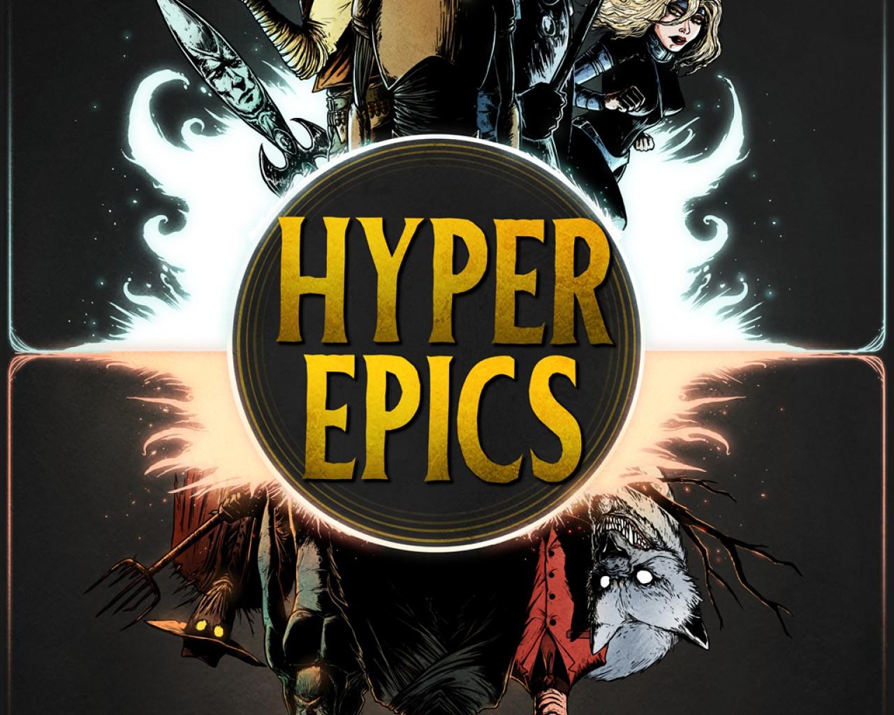 Poster Image for Hyper Epics