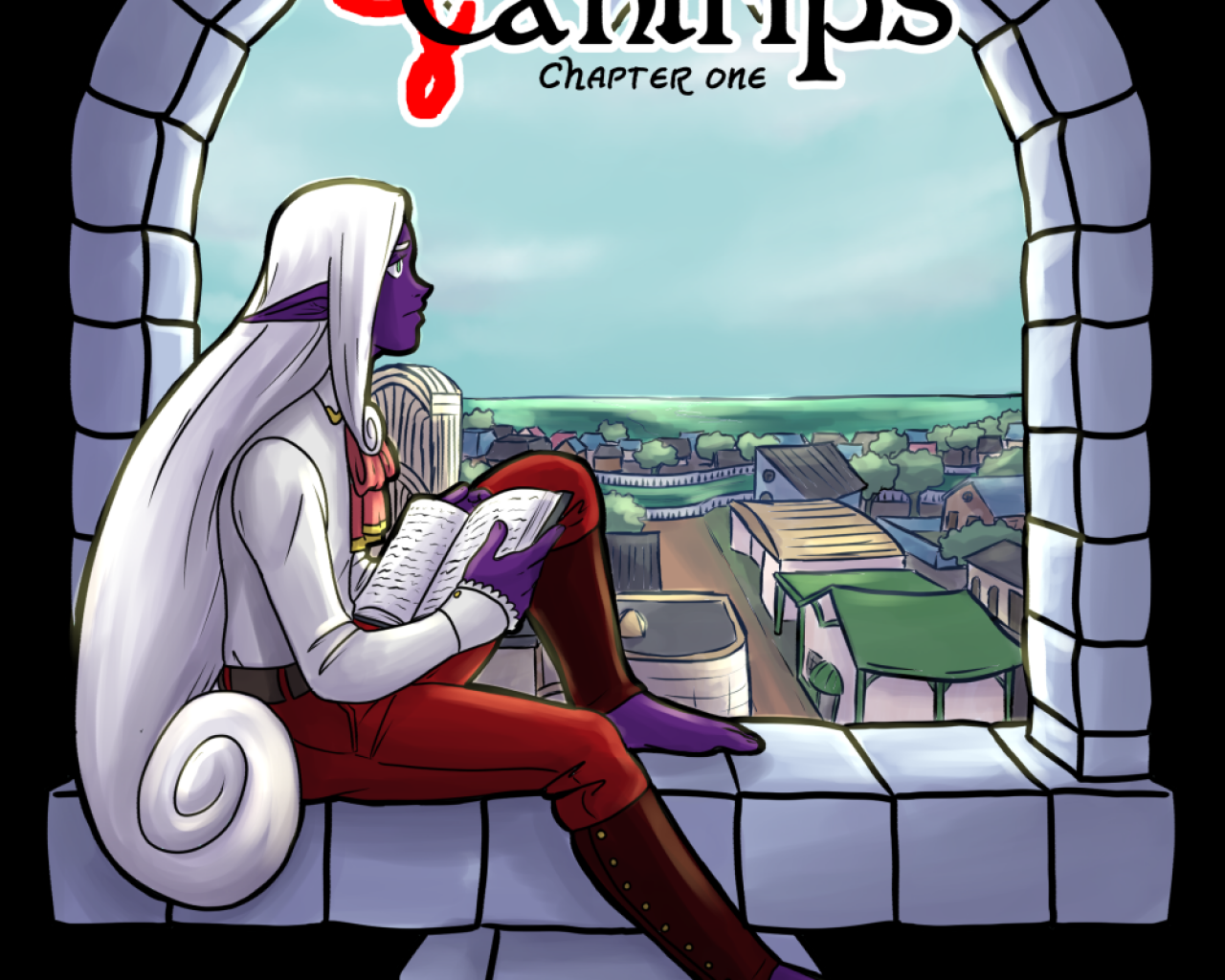 Poster Image for Crypts and Cantrips