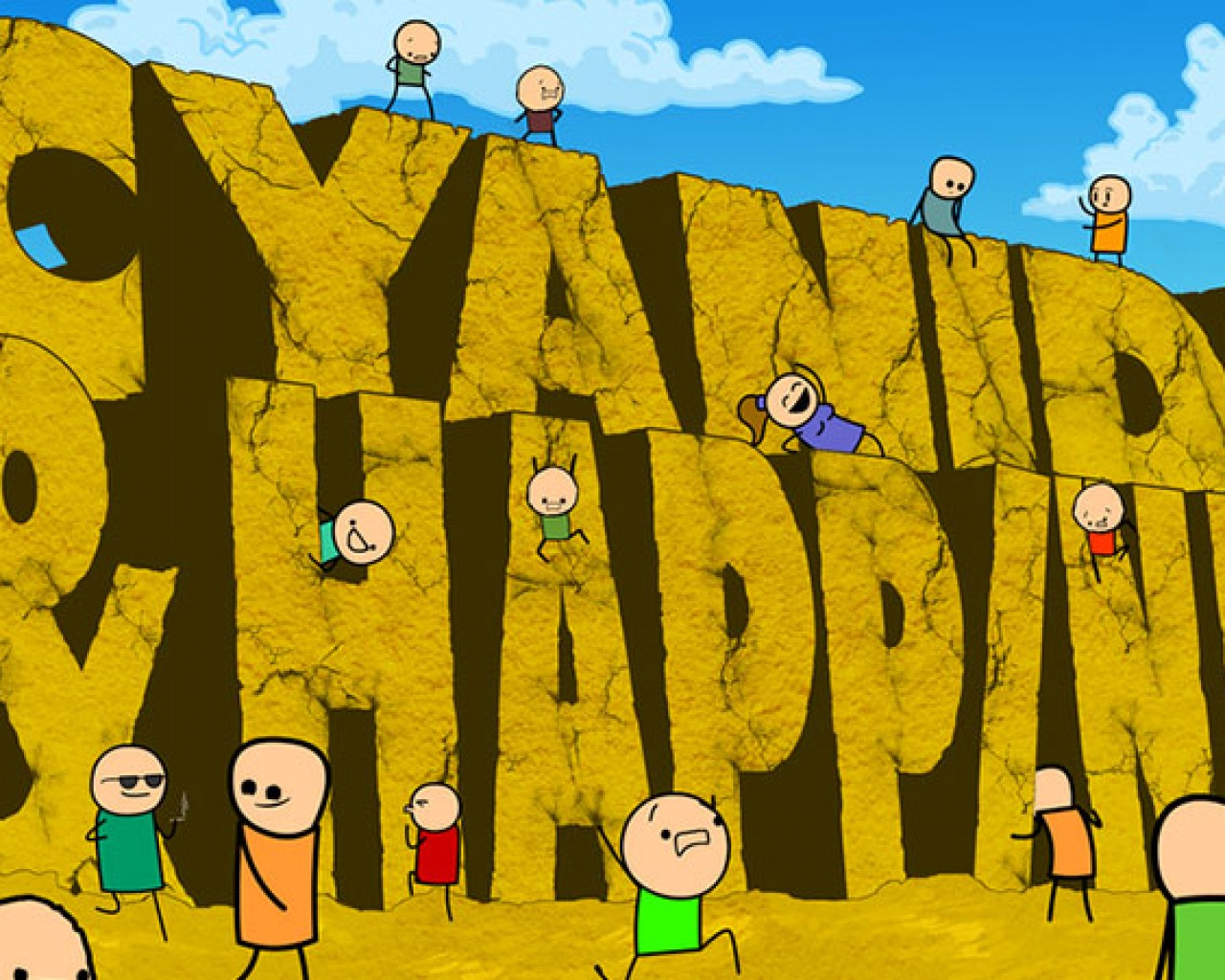 Poster Image for Cyanide and Happiness