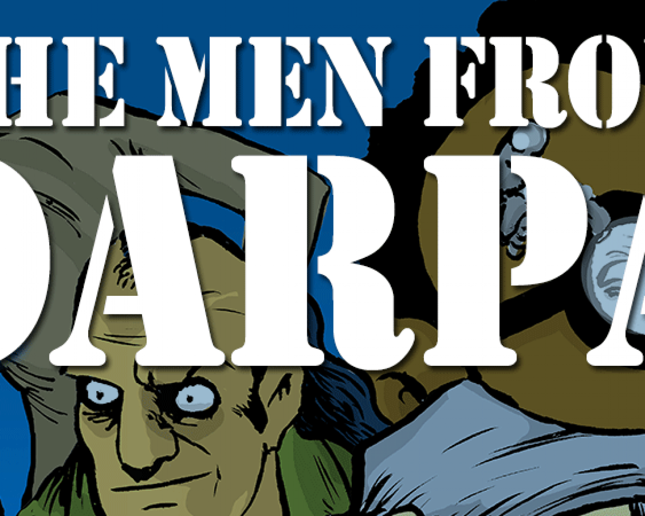 Poster Image for The Men from DARPA