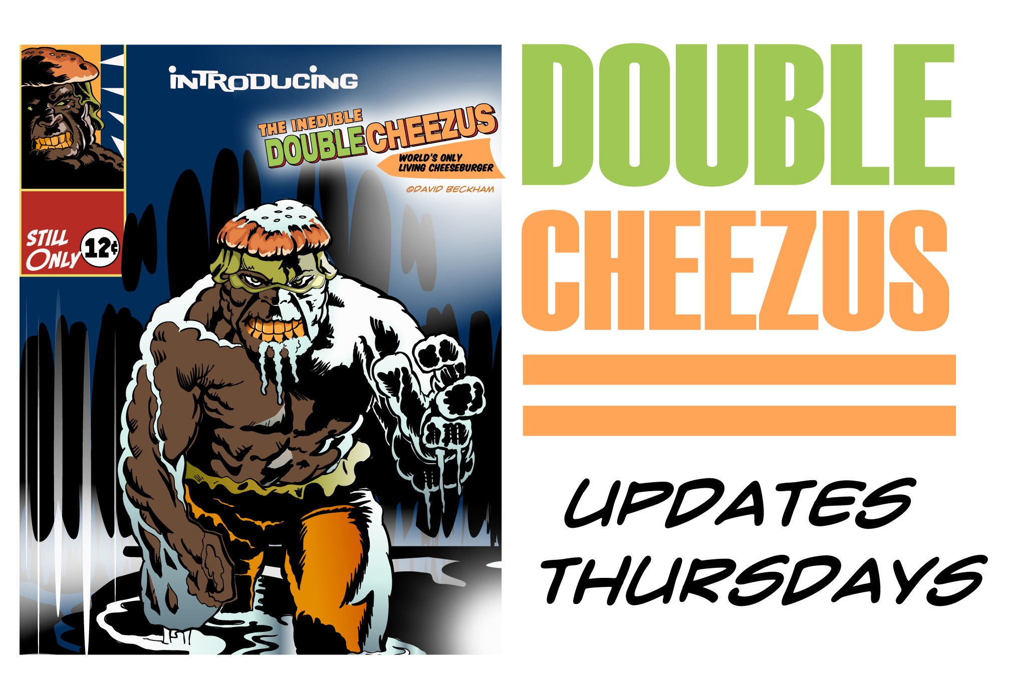The Inedible Double-Cheezus