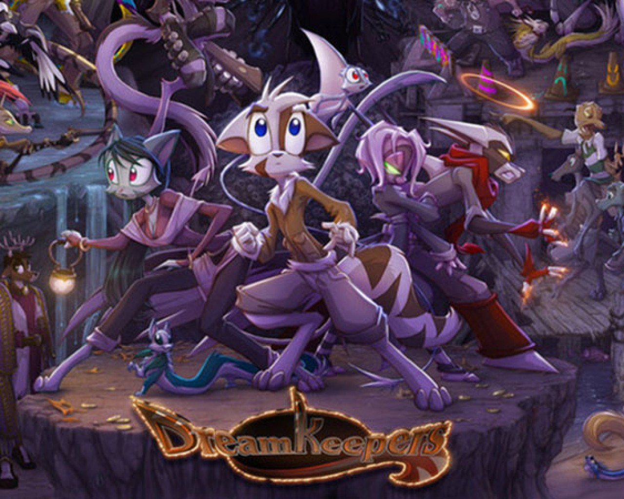 Poster Image for Dreamkeepers