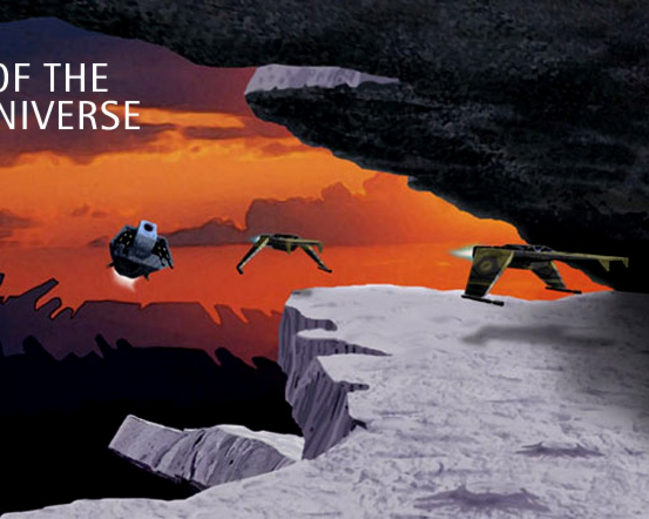 Poster Image for EDGE OF THE UNIVERSE