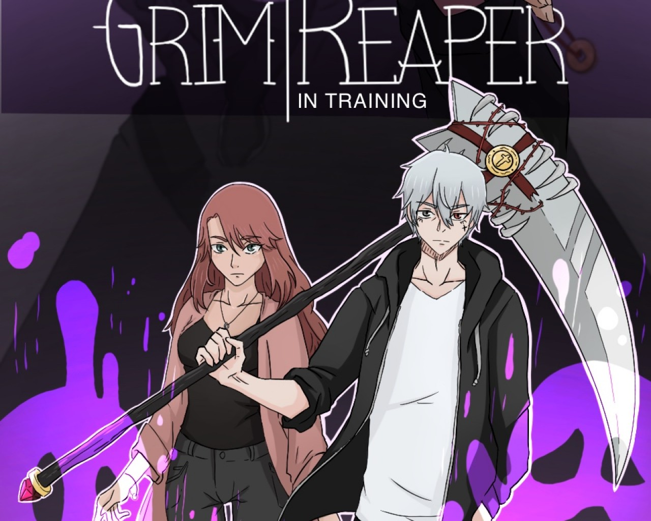 Poster Image for Grim Reaper in training