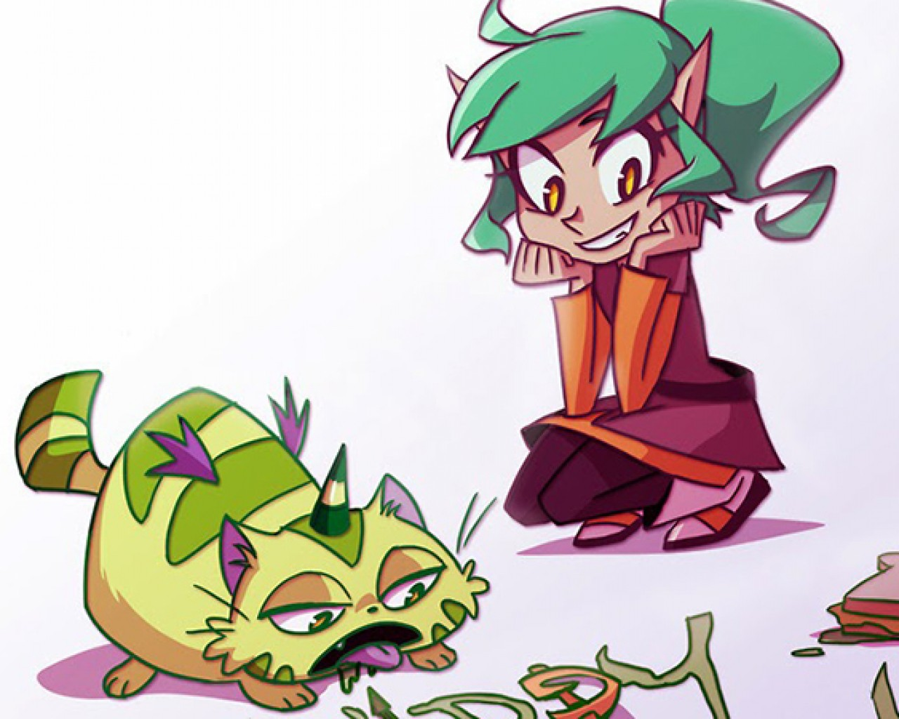 Poster Image for Harpy Gee