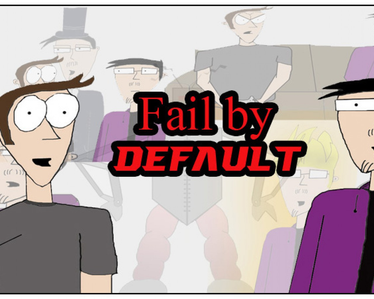 Poster Image for Fail by Default