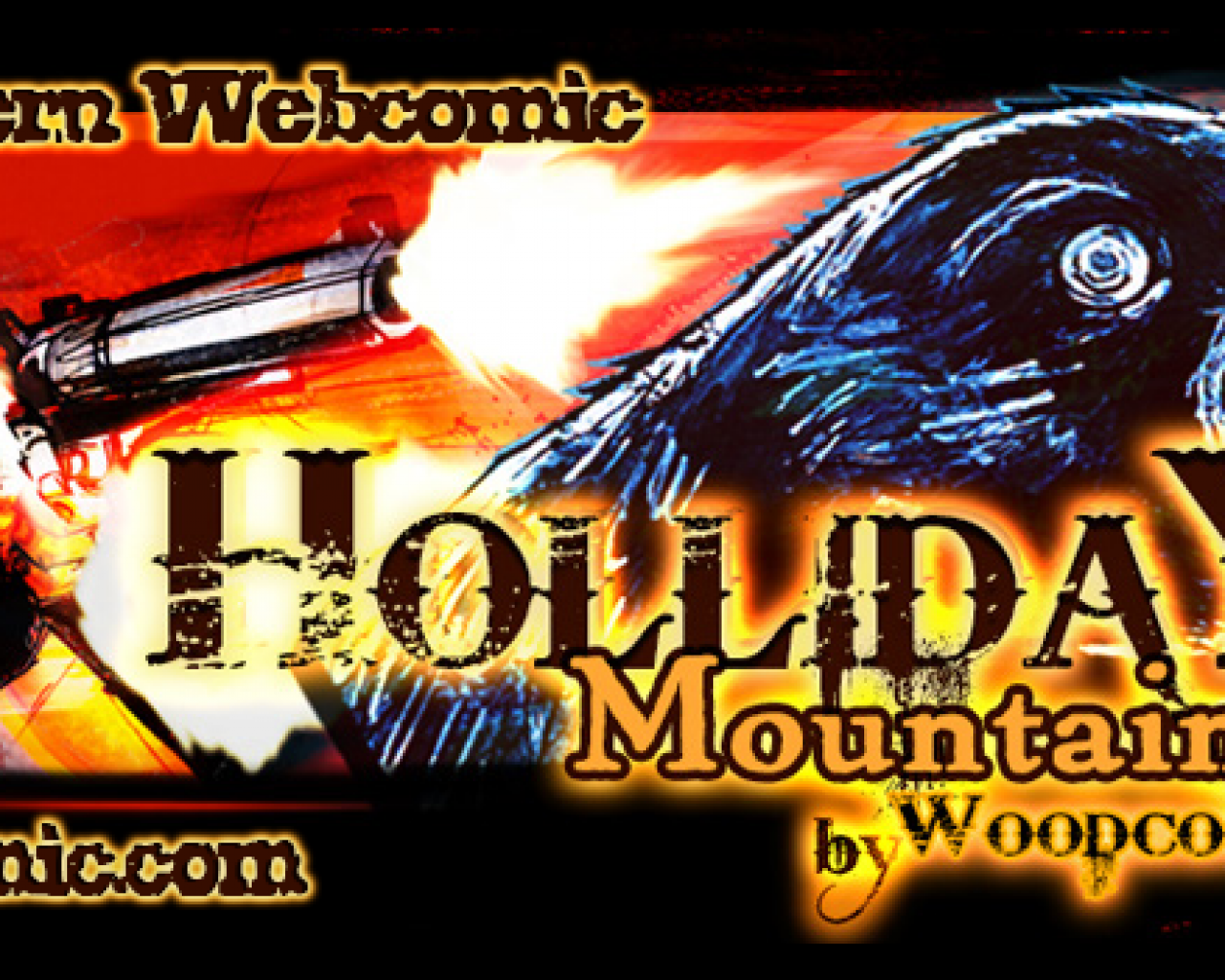 Poster Image for Holliday: Mountain Madness