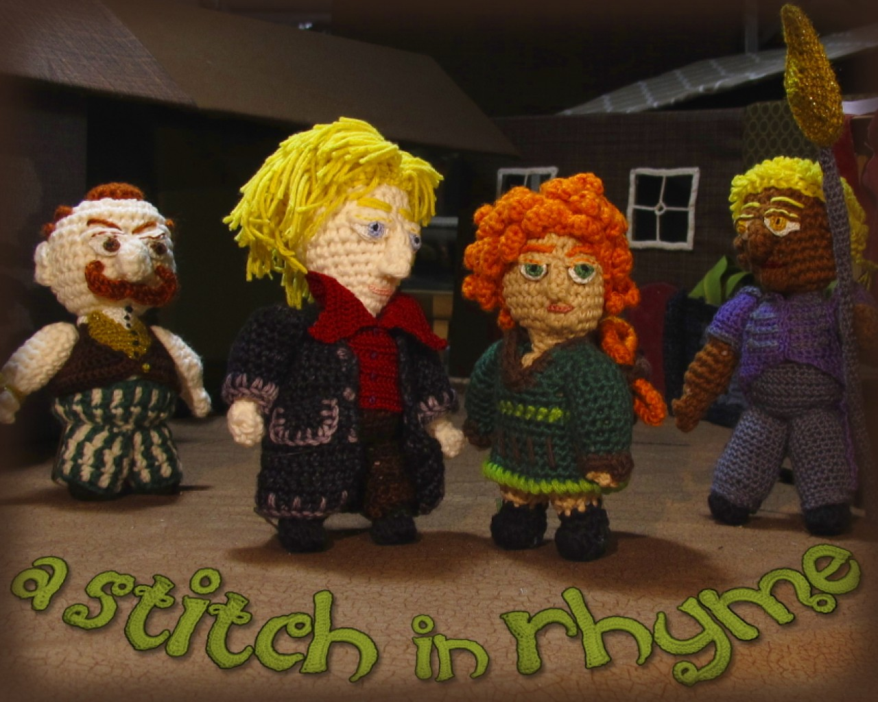 Poster Image for A Stitch in Rhyme