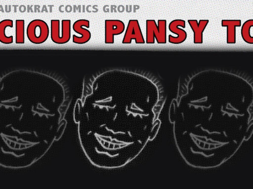 Luscious Pansy Toot