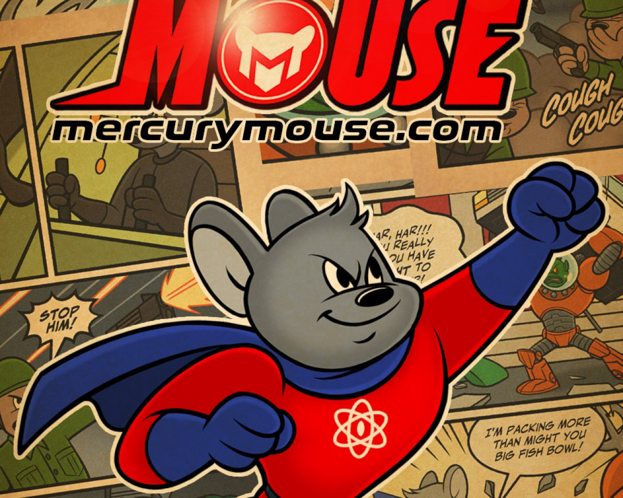 Poster Image for Mercury Mouse