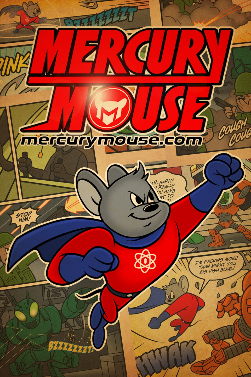 Mercury Mouse