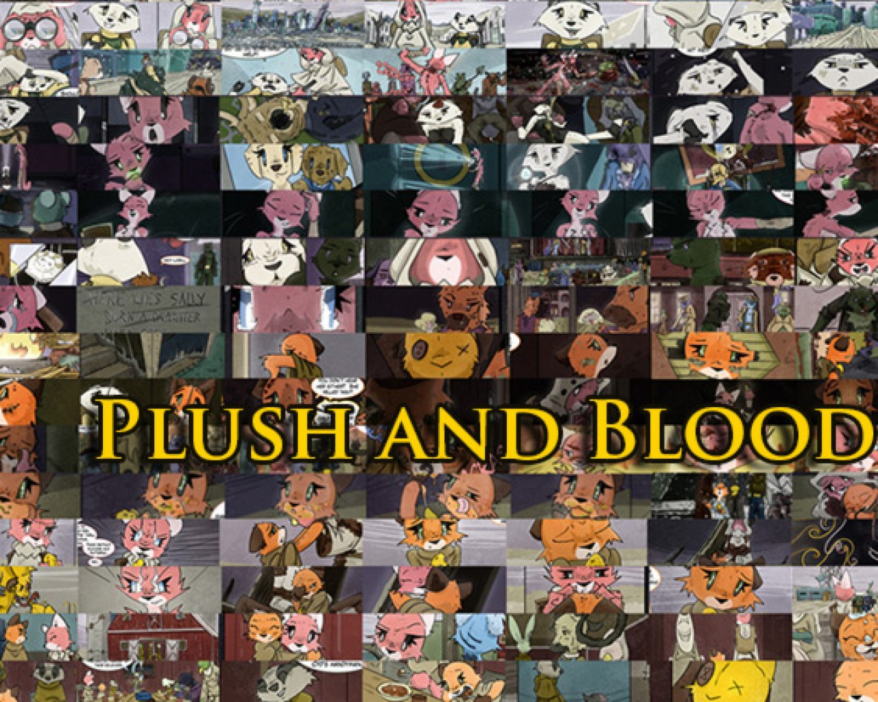 Poster Image for Plush and Blood