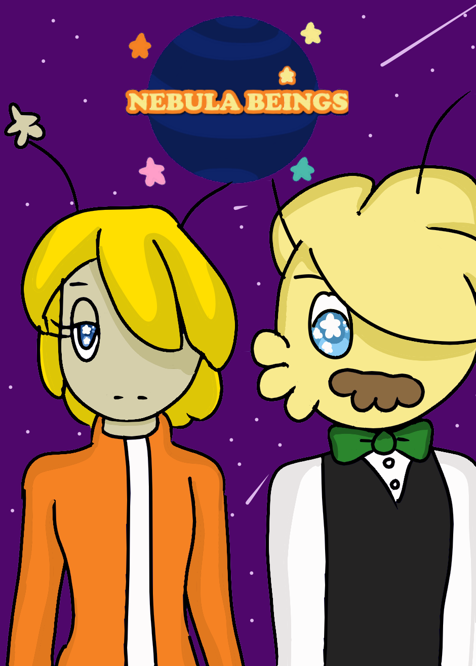 Nebula Beings