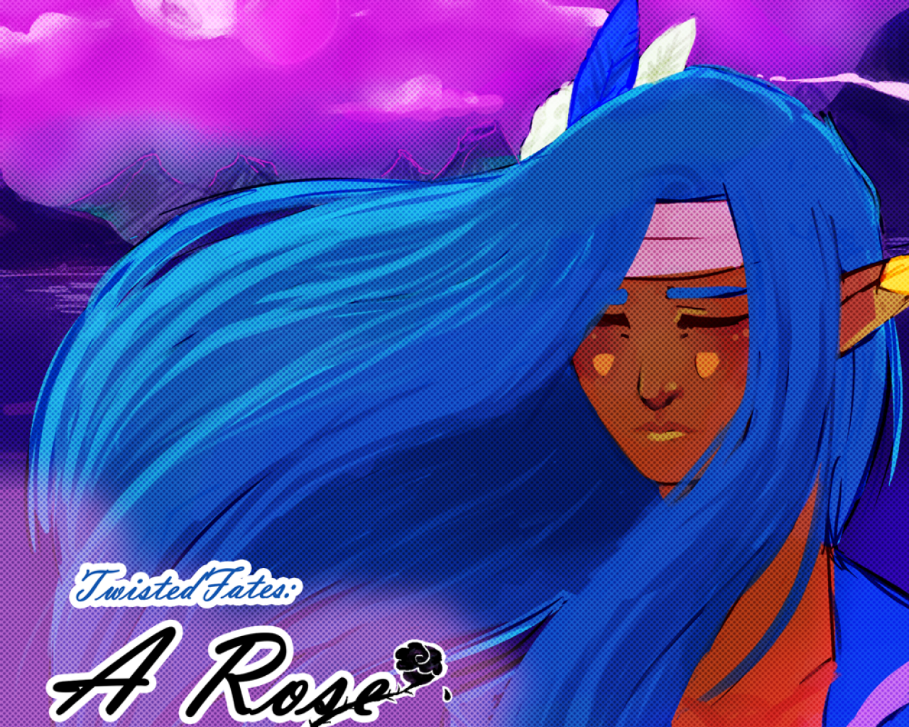 Poster Image for TwistedFates: A Rose for Shurinai