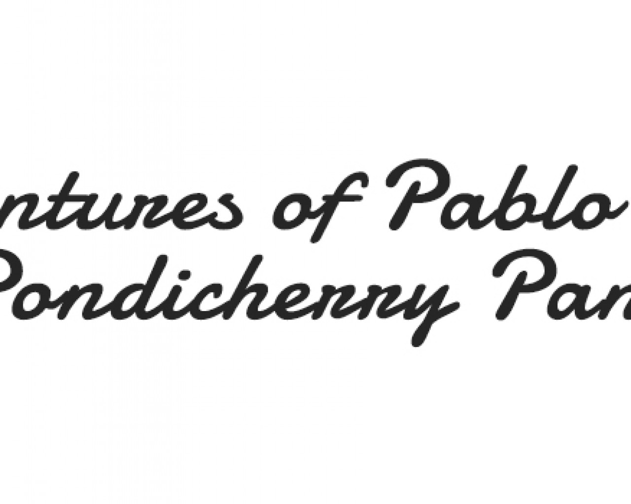 Poster Image for The Adventures of Pablo Penguin and the Pondicherry Panda
