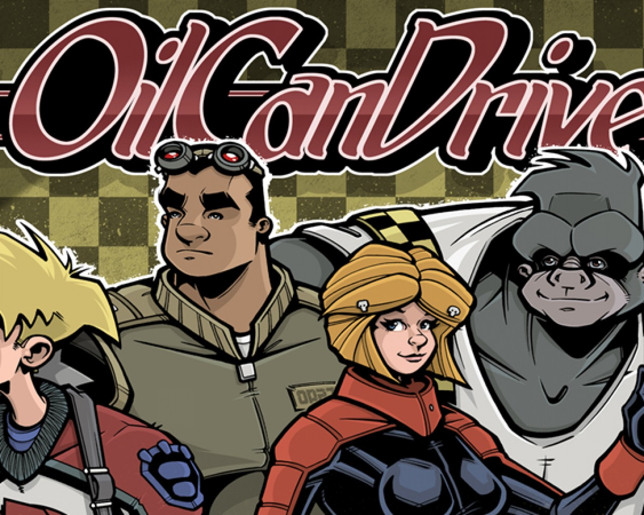 Poster Image for OilCan Drive