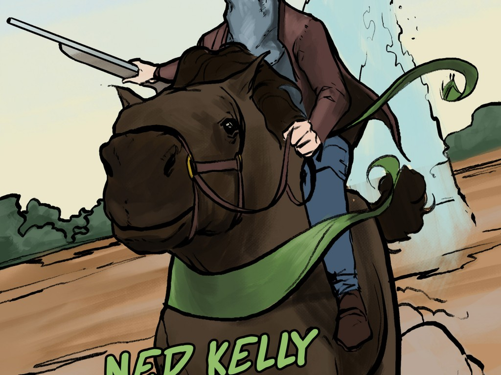 Outlaws of Oz: The Bushranger Chronicles - Ned Kelly and the Green Sash