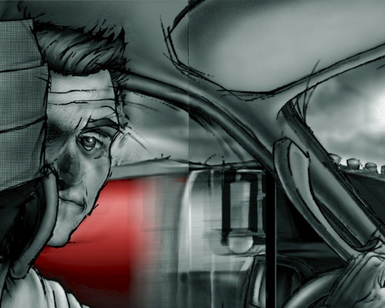 Preview Image 2 for THE FLOOD - a salvation myth